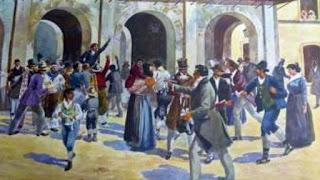 Chisperos y manolos reclaman un Cabildo Abierto