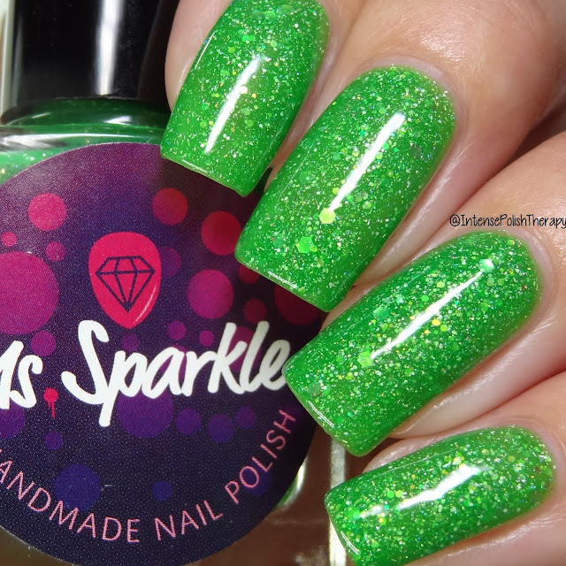 Ms. Sparkle - Jadeheart Dragon
