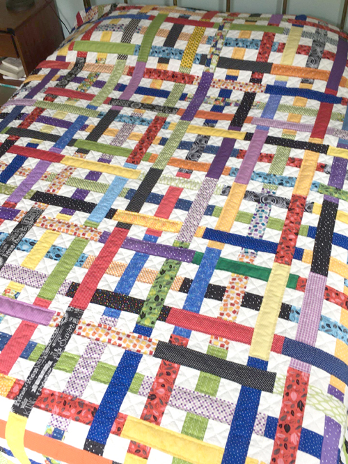 Simply Woven Quilt