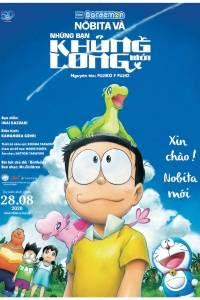 Nobita Và Những Bạn Khủng Long Mới