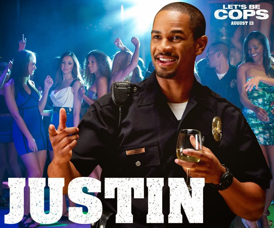 lets be cops damon wayans jr