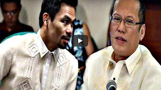 WATCH: Sen. Manny Pacquiao Nagsalita Na Sa 8.7b Road Project Scam Ng Aquino Administration
