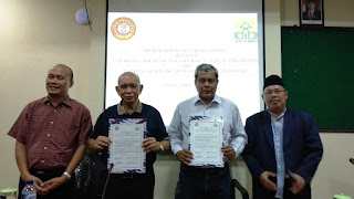 IAIN Jember Teken Mou Dengan Cotabato City State Polytechnic College Filipina