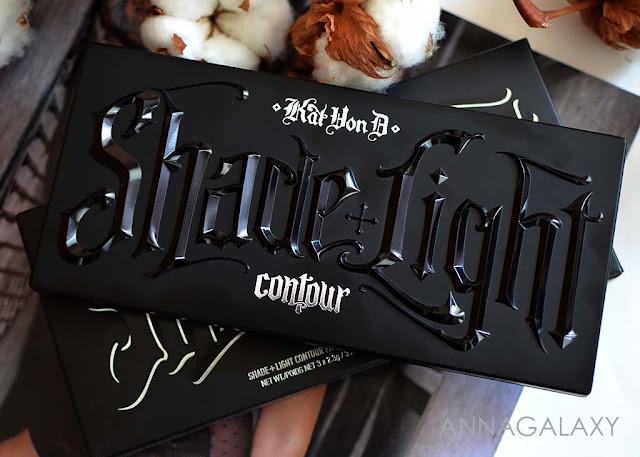 Отзыв KAT VON D Shade Light Face Contour Refillable Palette