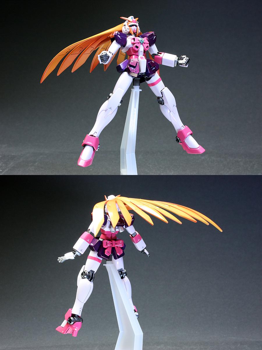 Tumacher Gunpla Inochi Nobell Gundam Berserker Mode