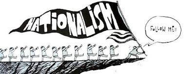 Εθνικισμός και μιλιταρισμός - ένα καρτούν / Nationalism and militarism... a cartoon
