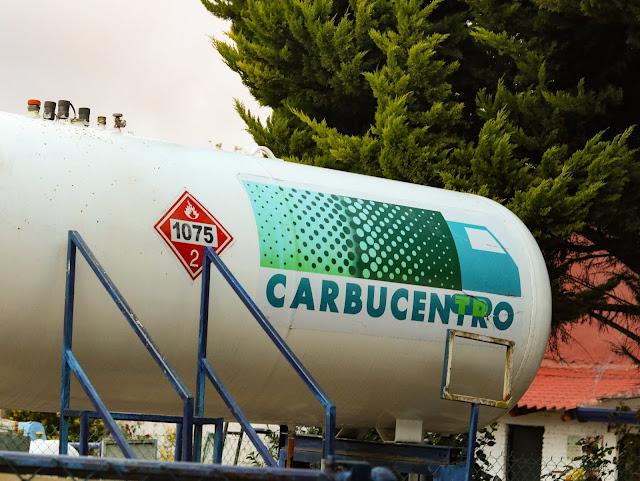 No te quedes sin gas, abastece en el Carbucentro