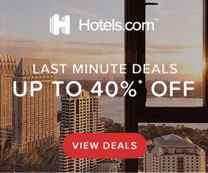 كوبون Hotels بخصم 7 % على حجز الفنادق والشقق عالميا