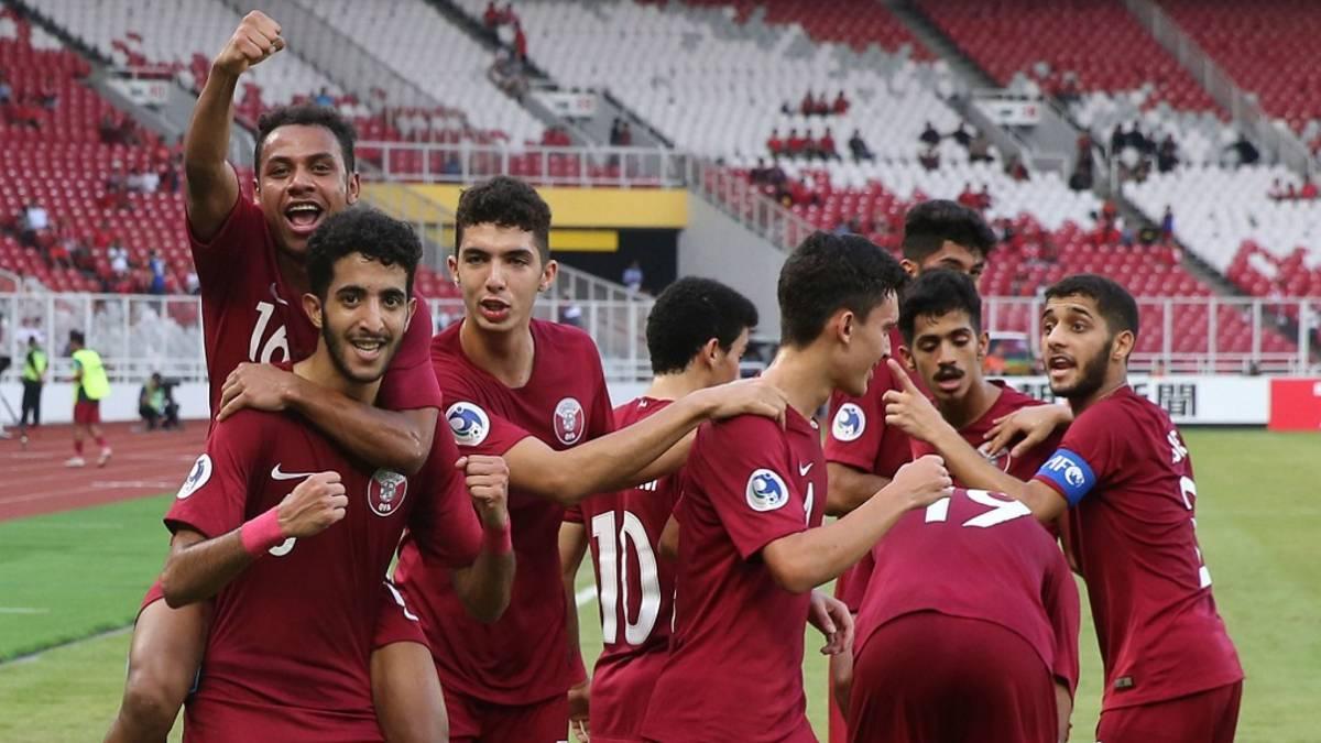 ملخص مباراة قطر وامريكا اليوم الخميس بتاريخ 30-05-2019 كأس العالم للشباب تحت 20 سنة