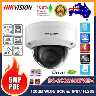 IP Camera HIKVISION DS-2CD2155FWD-I 2.8mm