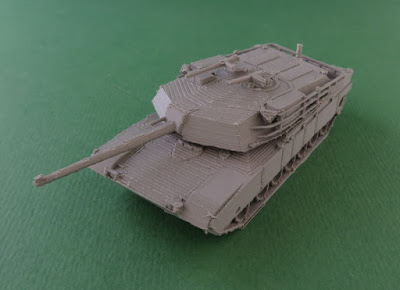 Abrams MBT picture 1