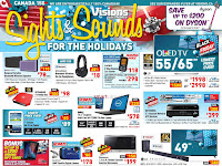 Visions electronics flyer valid August November 17 - 23, 2017
