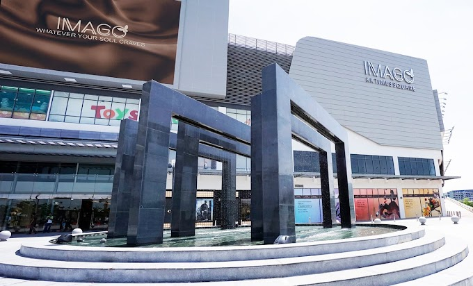Imago Shopping Mall Kota Kinabalu Tour (46 Photos)