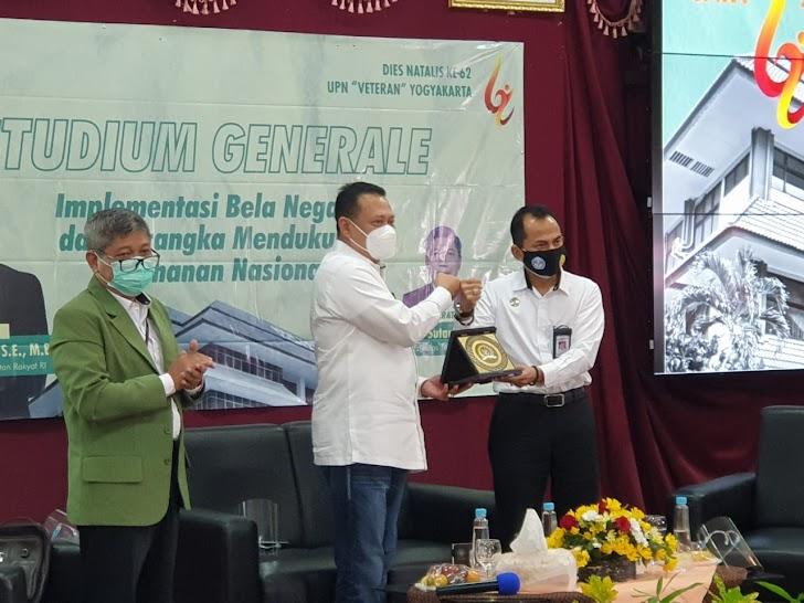 Kuliah Umum UPN Yogya Hadirkan Ketua MPR Bambang Soesatyo