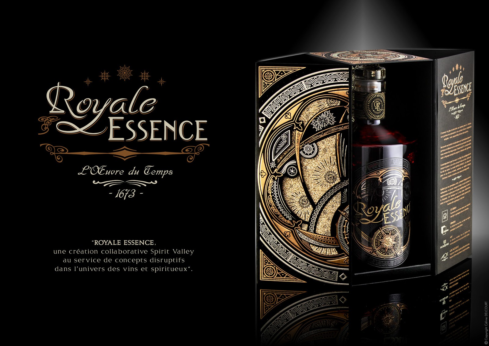 Royal Essence - L'oeuvre du temps on Packaging of the World