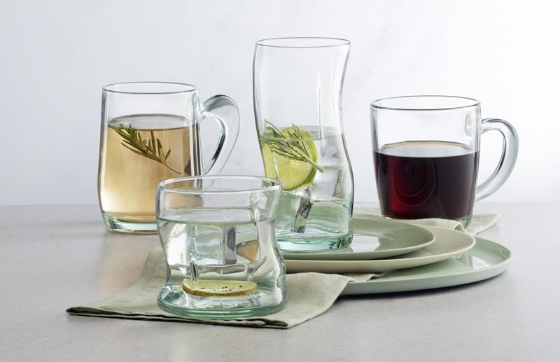 Kullanılmış cam ürünler hayat buluyor
