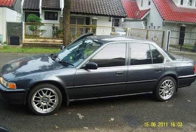 Honda Accord Maestro 1993