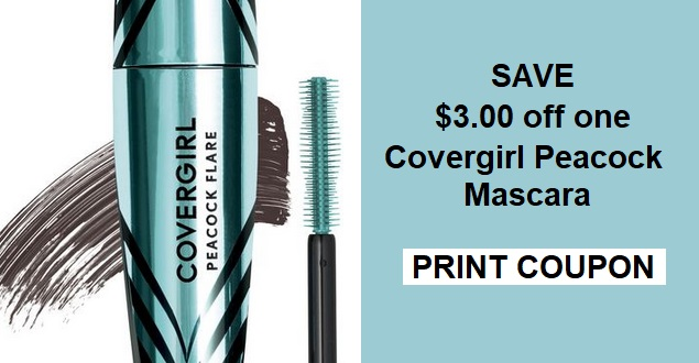 covergirl printable coupons cvs couponers just released save 3 00 one covergirl 21215