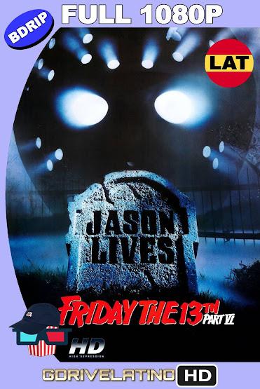 Viernes 13 Parte 6: Jason Vive (1986) BDRip 1080p Latino-Ingles MKV