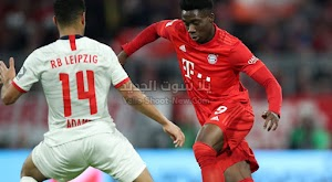 لايبزيغ يفرض التعادل السلبي على بايرن ميونخ في الجولة 21 من الدوري الالماني