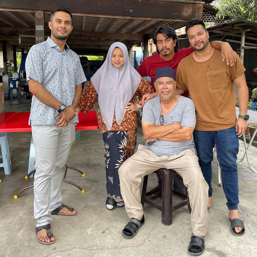 drama ayahanda tv3