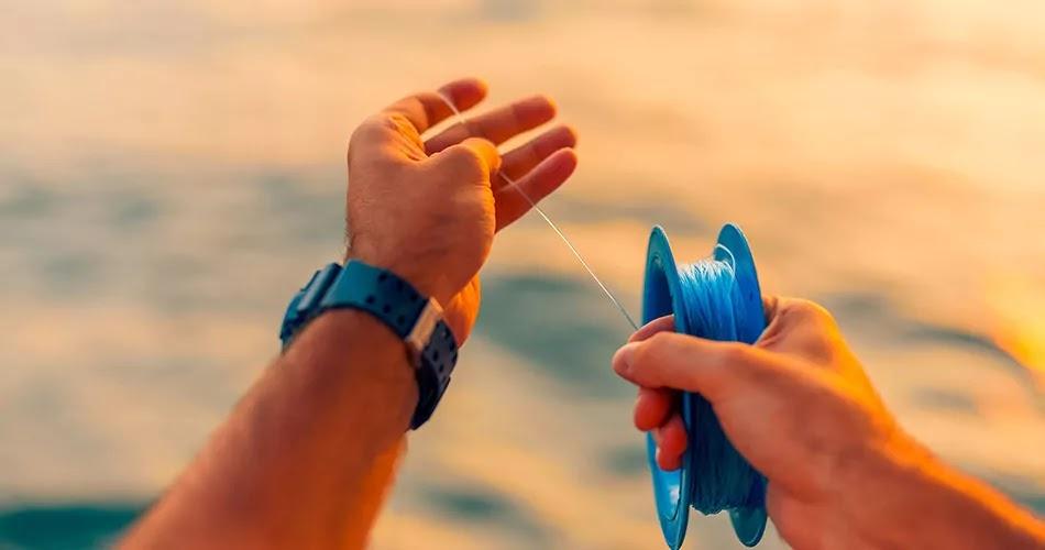 Handline Fishing method, technique