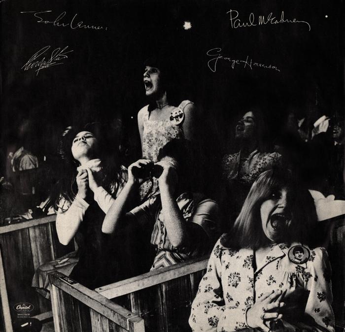「beatles hollywood bowl 1965」の画像検索結果