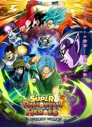 Descargar Dragon Ball Heroes (30/??) HD Sub Español Por Mega.