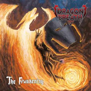 """Ο δίσκος των Dragonbreath """"The Awakening"""""""