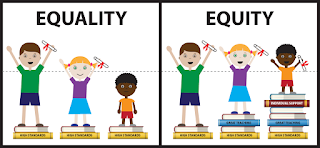 equality - equity