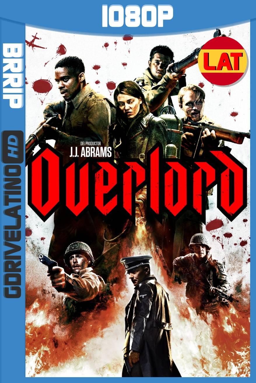 Operación Overlord (2018) BRRip 1080p Latino-Ingles MKV