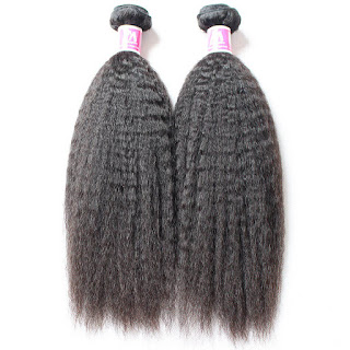 8A Premium Hair Weave Brazilian Hair Bundles Kinky Straight–Price:$24.14 /piece (10%off)
