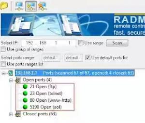 HACKING ONES COMPUTER USING HIS/HER IP ADDRESS