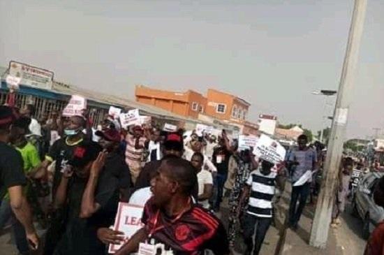 Man who led Katsina protest arrested, moved to Abuja