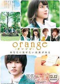 SINOPSIS Tentang Orange Lengkap (J-Movie)