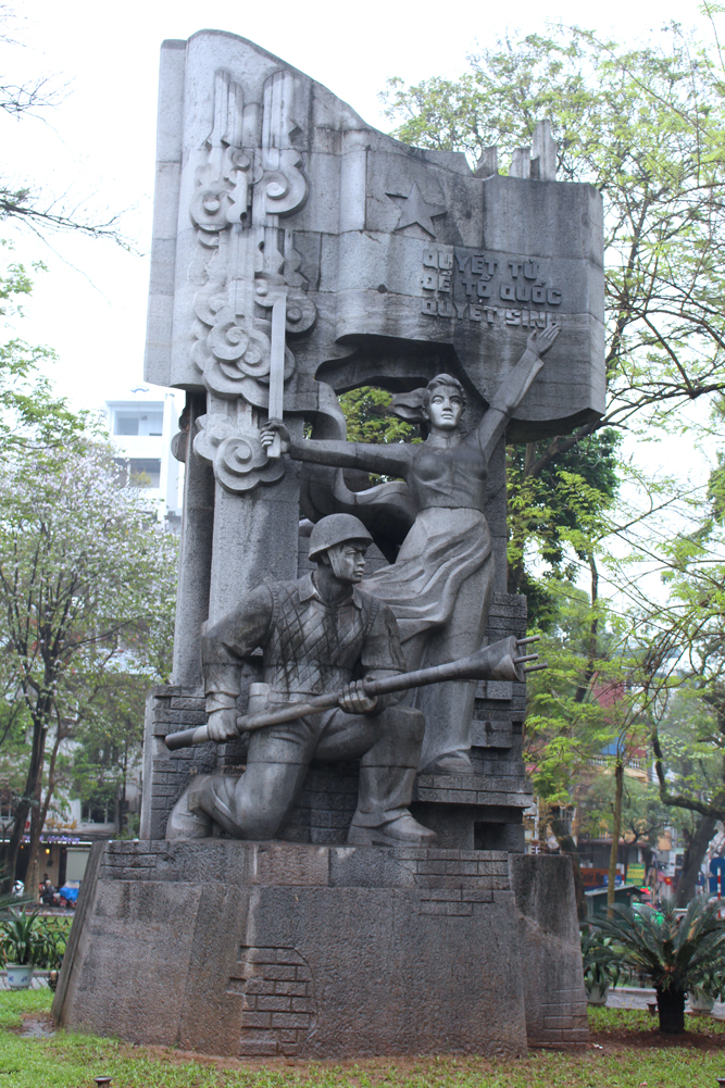 Hanoi war memorial, Vietnam - lifestyle & travel blog