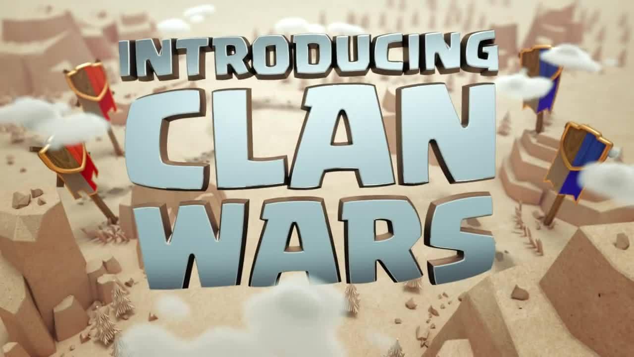 Clash royale clan wars