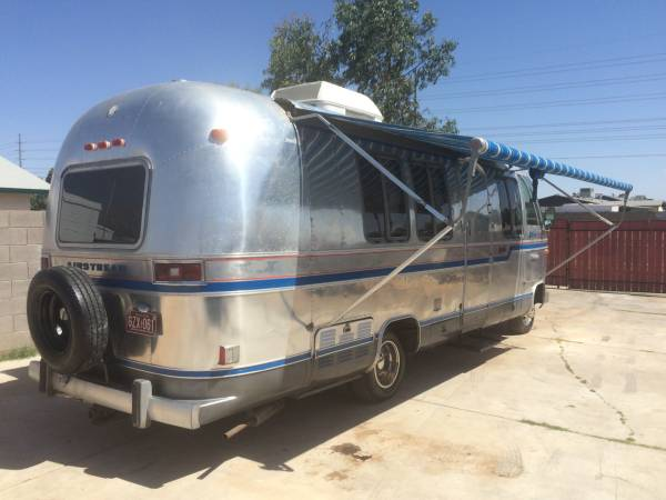 Used RVs 1979 Airstream 23 Foot Excella Motorhome For Sale ...