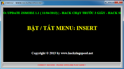 hack zing speed thang 5-2013