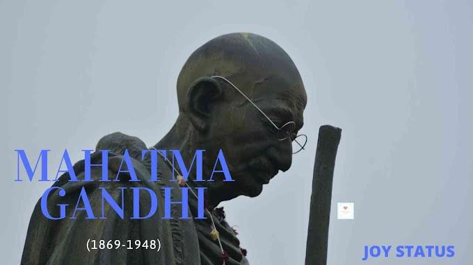 Top 22 Inspiring Mahatma Gandhi Quotes