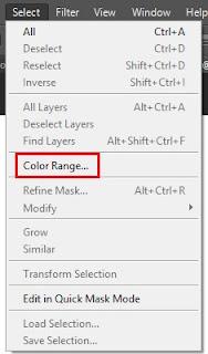 fungsi tool  photoshop cs6-menu select