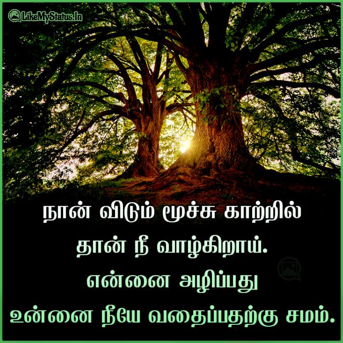 16 இயற்கை கவிதைகள் இமேஜ் | Nature Quotes In Tamil
