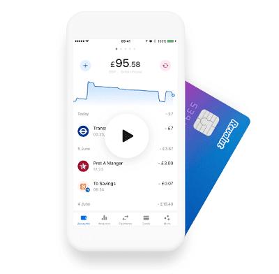 Revolut tarjeta de débito opcional app fintech abrir cuenta online abrir cuenta bancaria en españa