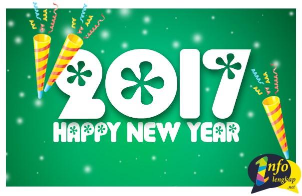 NEW!! Kata Kata Ucapan Tahun Baru 2017