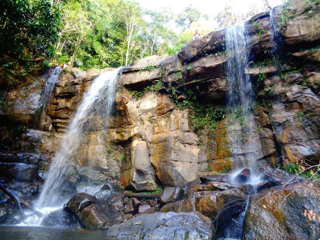Air Terjun Tosah, Wisata Sejuk di Kabupaten Murung Raya