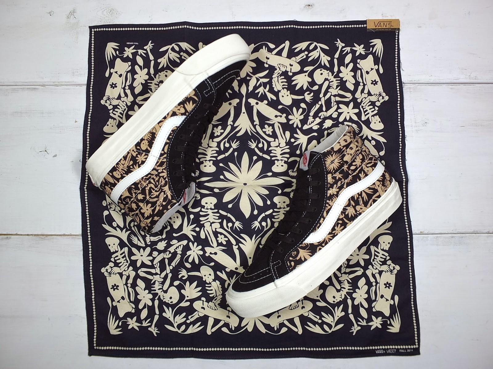 bcb57eea2c PROCEED Sneakers   Supplies  Vans Vault x Taka Hayashi