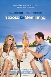 Esposa de Mentirinha com Jennifer Aniston e Adam Sandler: eu vi