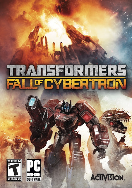 Transformers Fall of Cybertron (game pc)