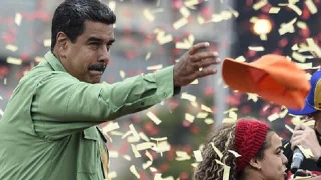 Maduro reeleito na Venezuela