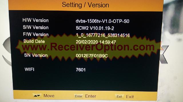 SUPERMAX SM X2 PRADA MINI HD RECEIVER NEW SOFTWARE